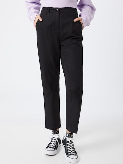 Pantaloni eleganți 'Page' G-Star RAW pe negru, Vizualizare model