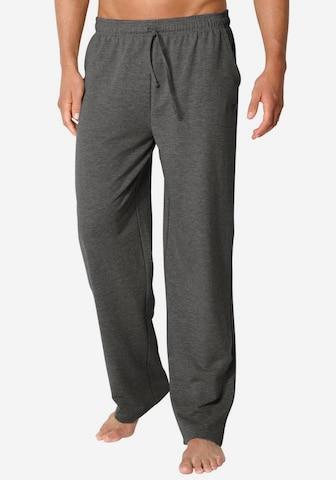 KangaROOS Pajama pants in Grey