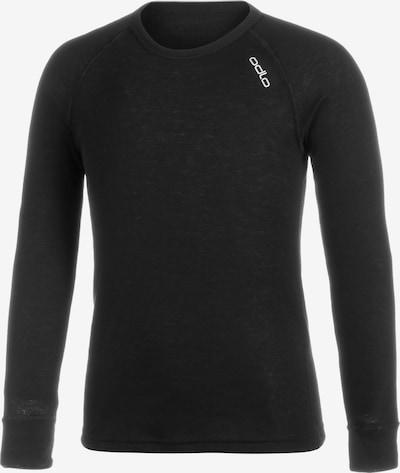 ODLO Unterhemd in schwarz, Produktansicht