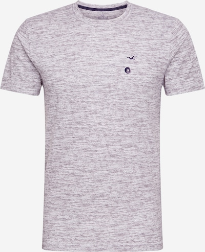 HOLLISTER T-Shirt 'Hatchy Waffle' in grau, Produktansicht