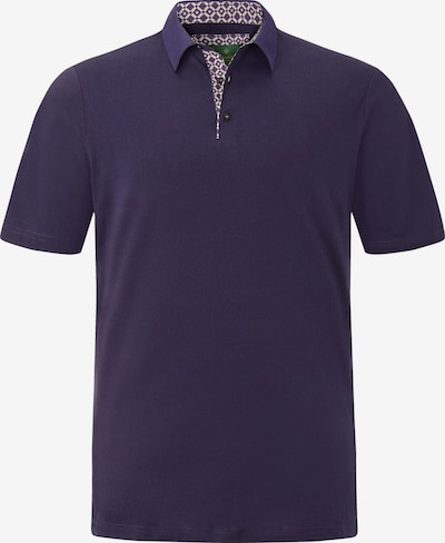 Charles Colby Poloshirt 'Earl Alon' in blau, Produktansicht