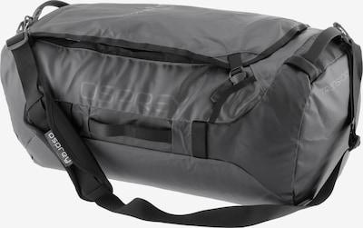 Osprey 'Transporter 65' Reisetasche in anthrazit / schwarz, Produktansicht