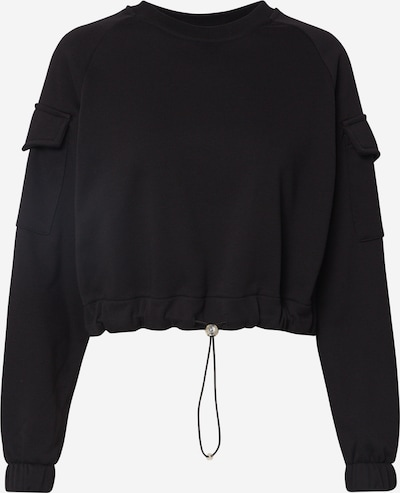 Urban Classics Sweatshirt i sort, Produktvisning