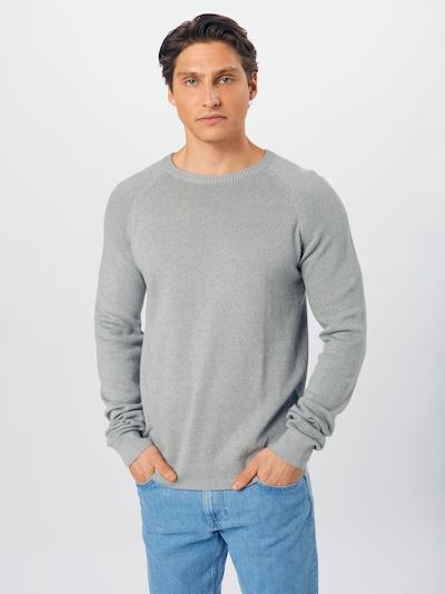 Only & Sons Pullover 'ONSDUKE' in graumeliert: Frontalansicht