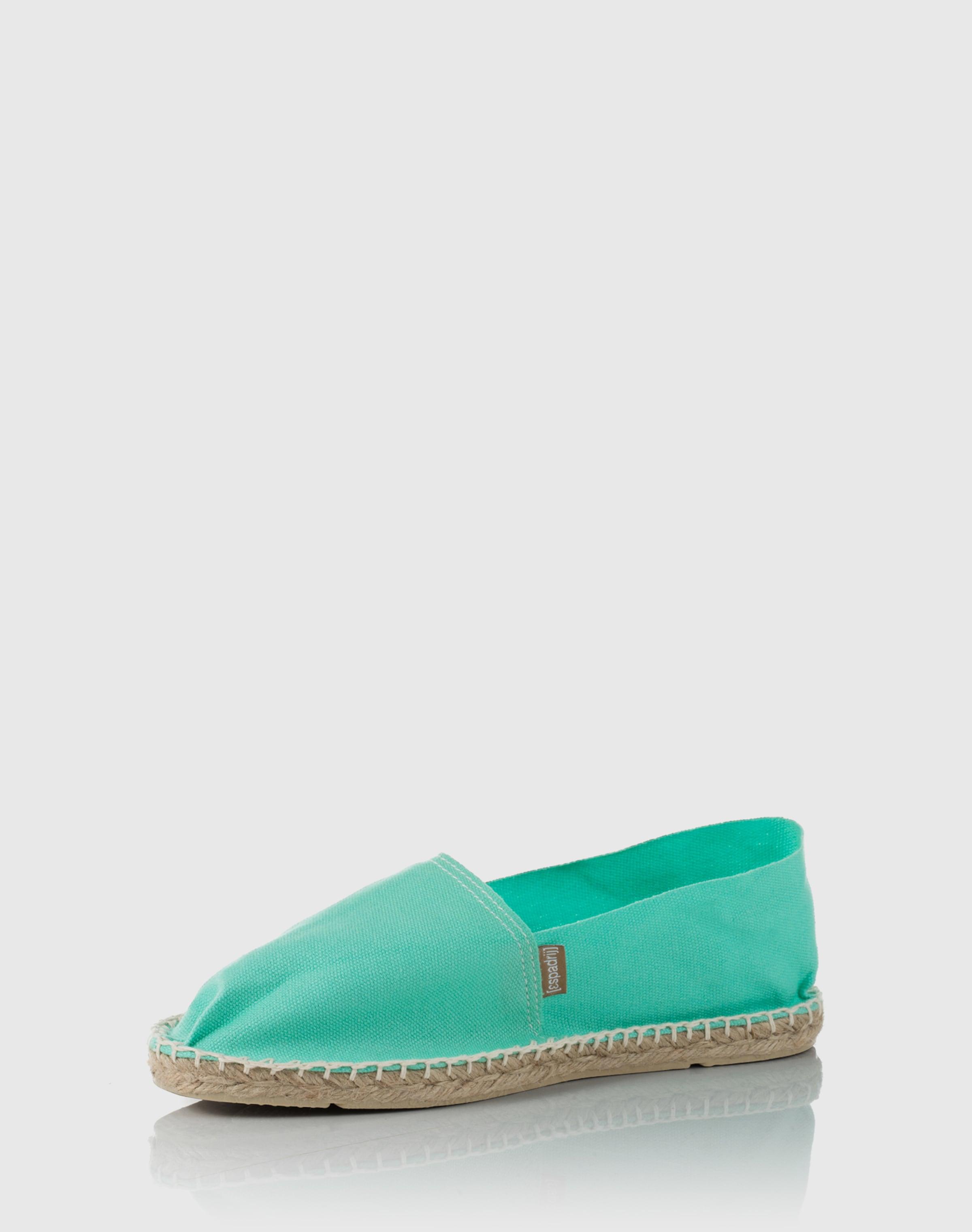 espadrij l´originale | Espadrilles mit gummierter Sohle 'Classic' Schuhe Gut getragene Schuhe