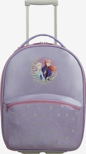 SAMSONITE Kindertrolley 'Disney  Frozen' in helllila / rosa, Produktansicht