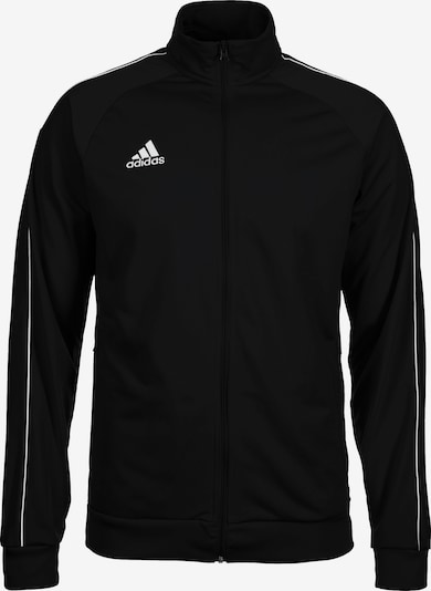 ADIDAS PERFORMANCE Trainingsjacke 'Core' in schwarz, Produktansicht