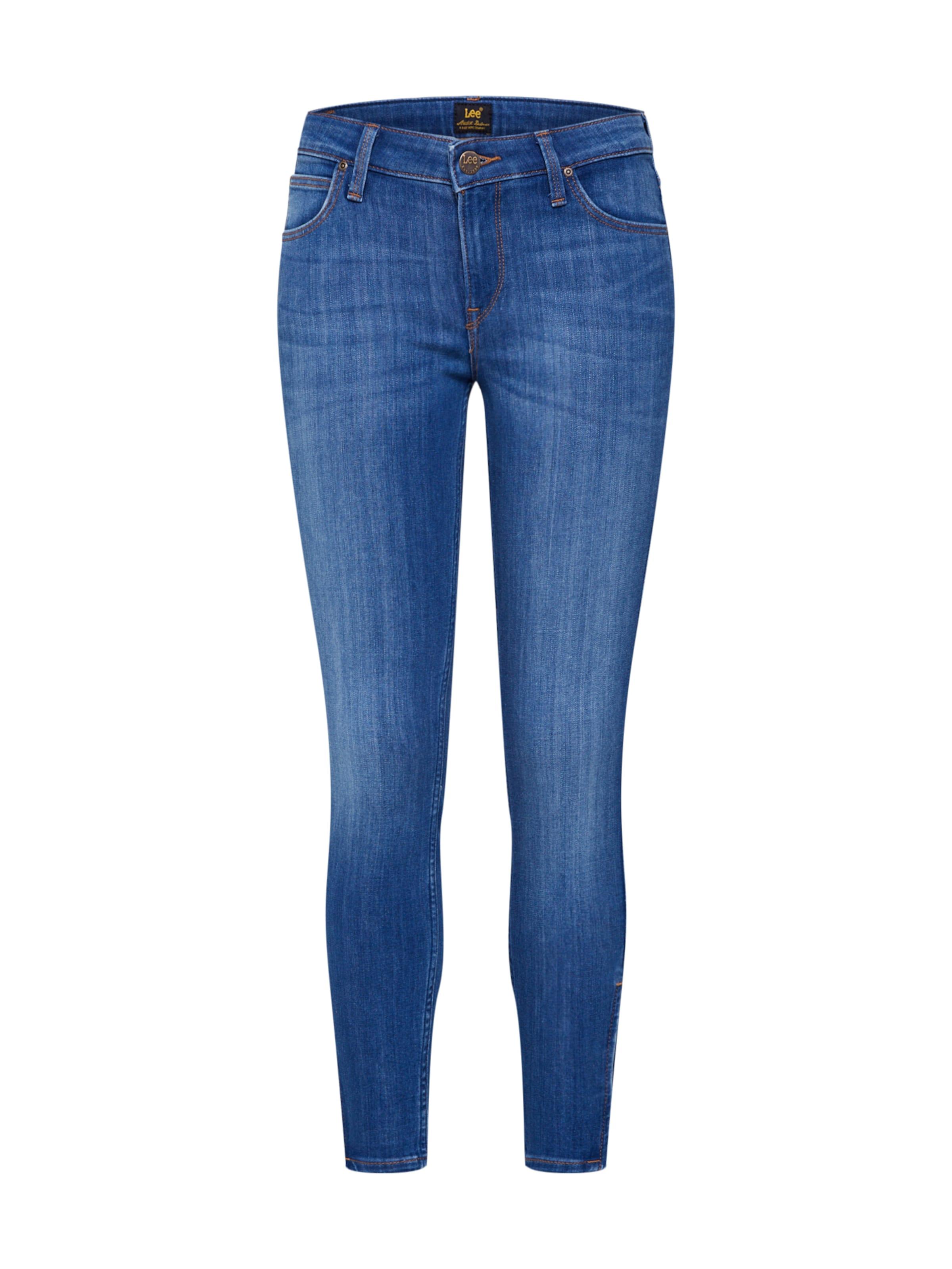 Blue Jeans Lee In 'scarlett Denim Cropped' rdCoxeB