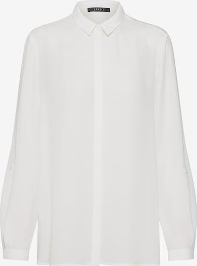 Esprit Collection Blouse 'new essential' in de kleur Offwhite, Productweergave