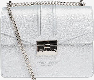 Seidenfelt Manufaktur Crossbody bag 'ROROS' in Silver, Item view