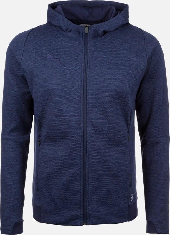 eae4128a4 PUMA Bluza rozpinana sportowa w kolorze niebieskim | ABOUT YOU