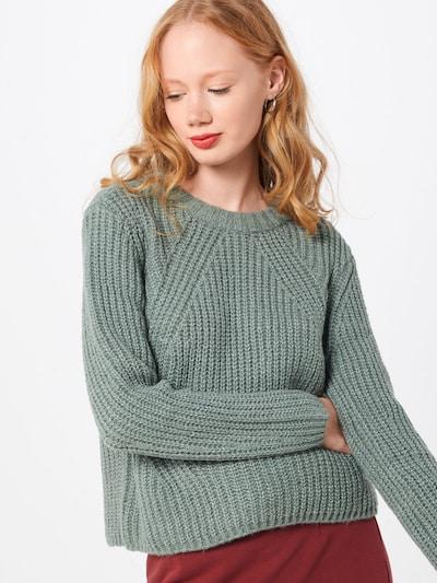 ONLY Pulover | večbarvno zelena barva: Frontalni pogled