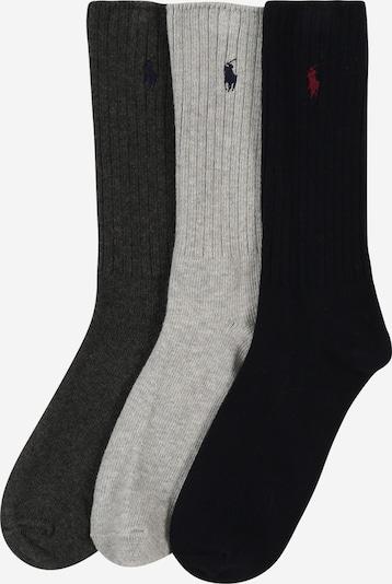 POLO RALPH LAUREN Ponožky - námořnická modř / šedá / tmavě šedá, Produkt