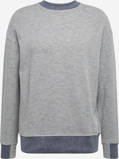 ARMEDANGELS Sweatshirt 'BAADRO STRIPES' in hellgrau, Produktansicht