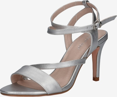 ABOUT YOU Sandalette 'Tamina' in silber, Produktansicht