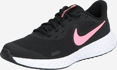 NIKE Chaussure de sport 'Revolution 5' en rose / noir, Vue avec produit