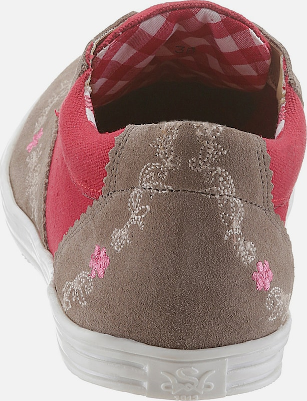 Spieth & Wensky Costume Shoes Ladies With Embroidery