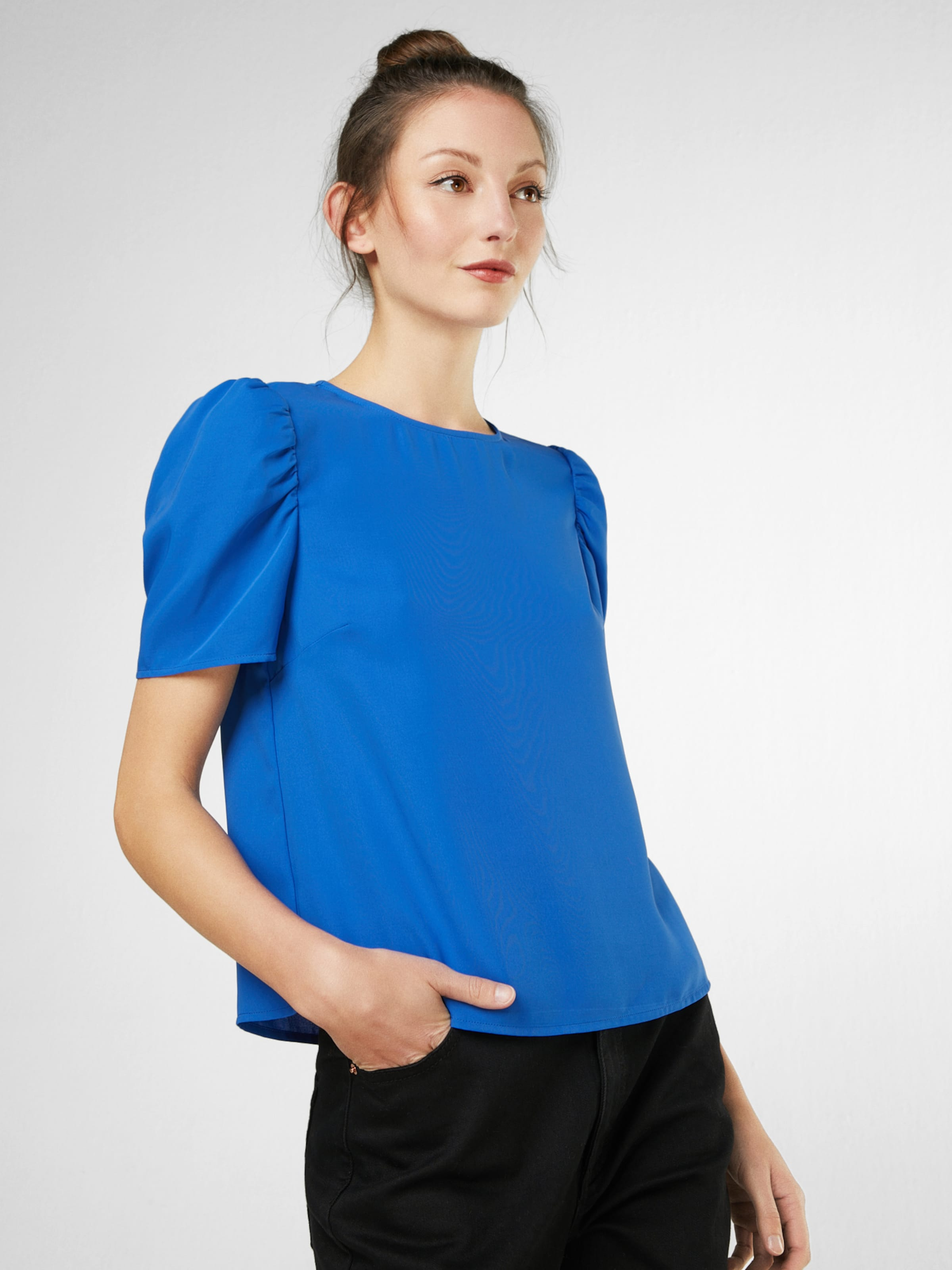 'fanny In Top' Blusenshirt Kobaltblau Ivyrevel LqSMzpGUV