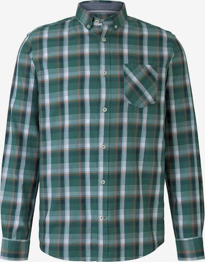 TOM TAILOR Hemd in grün, Produktansicht