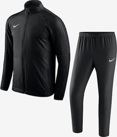 NIKE Trainingsanzug 'Academy 18' in schwarz, Produktansicht