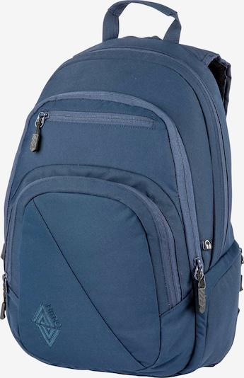 NitroBags Rucksack 'Stash' in blau, Produktansicht