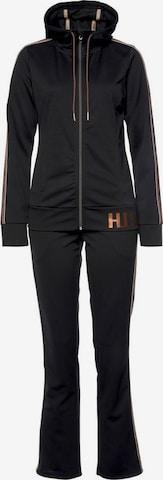 H.I.S Sweatsuit in Black