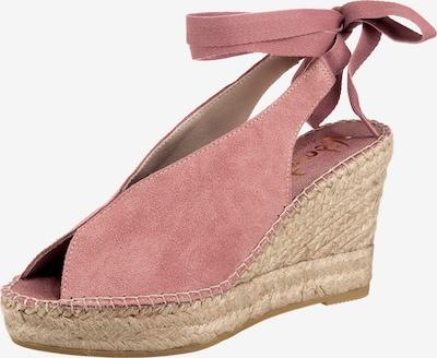Vidorreta Sandale in altrosa, Produktansicht