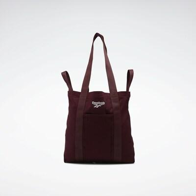 Reebok Classic Shopper in de kleur Wijnrood / Wit, Productweergave