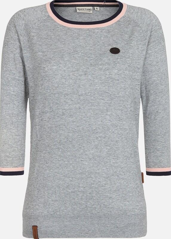 Naketano Pullover in grau  Neu in diesem Quartal