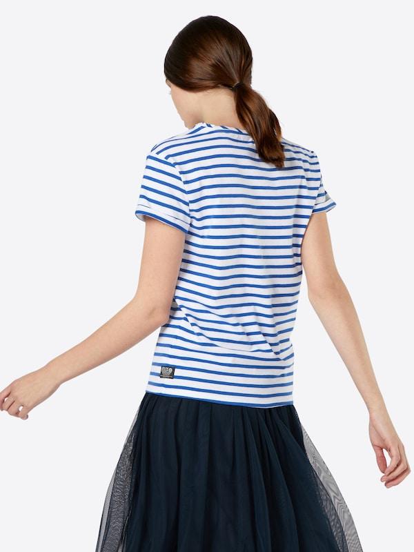 SCOTCH & SODA T-Shirt Felix Ams Blauw