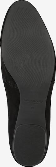 VAGABOND SHOEMAKERS Slipper 'Sandy' in schwarz: Ansicht von unten