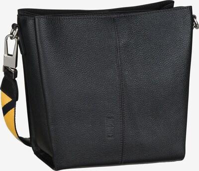 CINQUE Umhängetasche 'Nora' in gelb / schwarz, Produktansicht