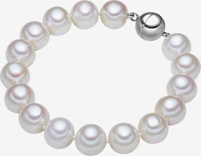 Valero Pearls Armband in perlweiß, Produktansicht