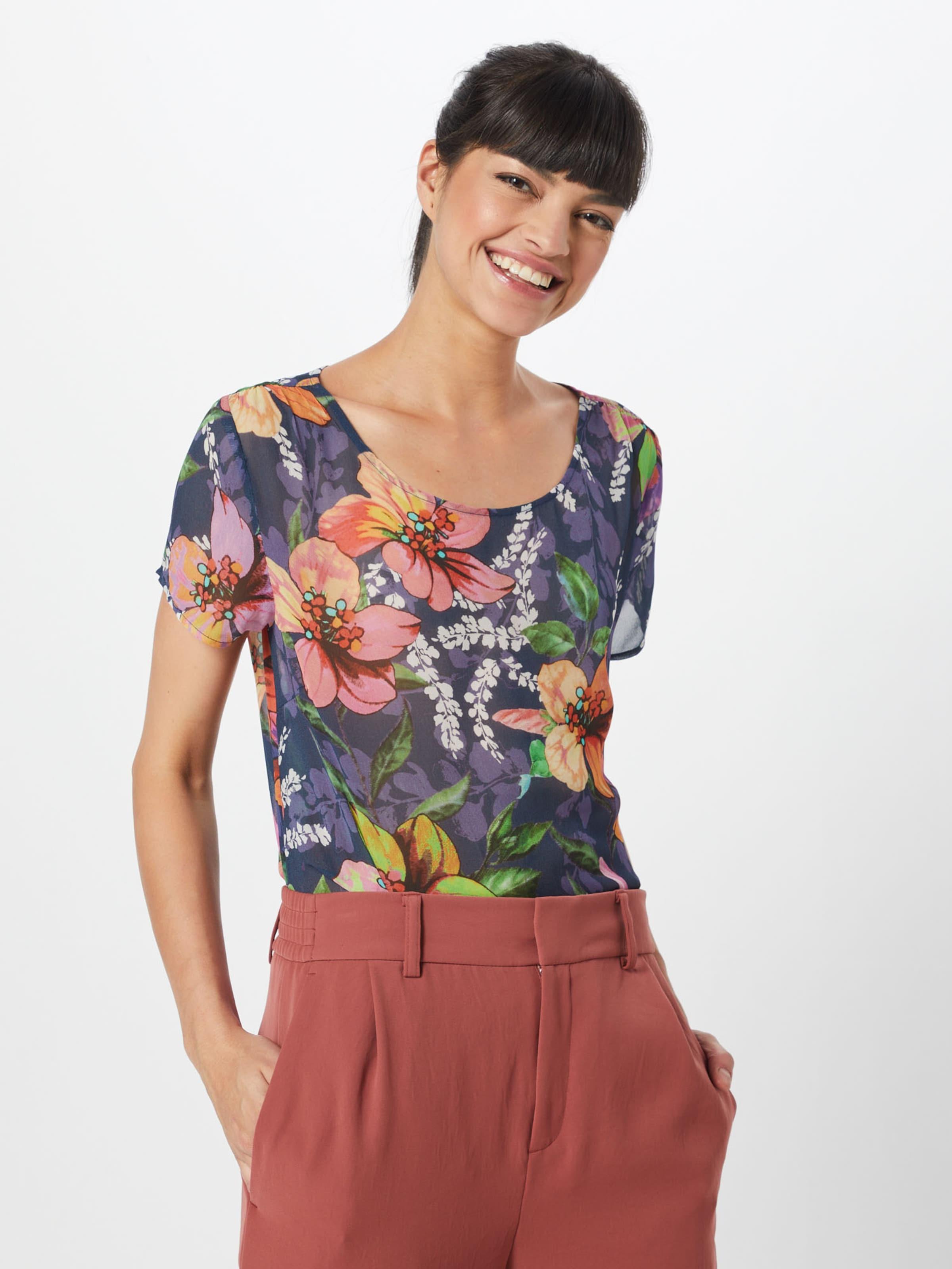 Princess In Mood' 'tropical Hollywood Goes Shirt Mischfarben TlJcK3F1