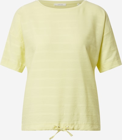 OPUS Shirt 'Selly' in zitrone, Produktansicht