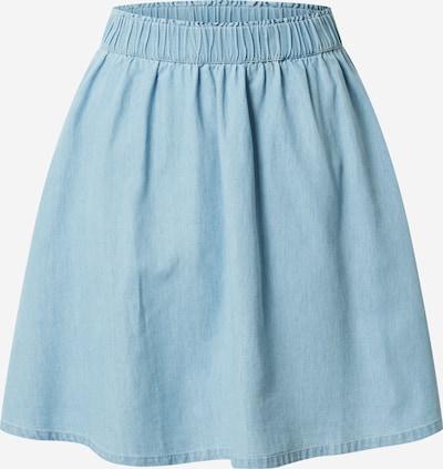 SELECTED FEMME Jupe en bleu, Vue avec produit