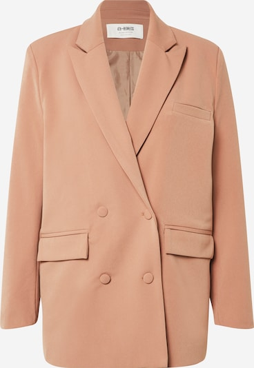 4th & Reckless Blazers 'Pascal' in de kleur Camel, Productweergave