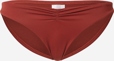 EDITED Bikini bottom 'Tasha' in rusty red, Item view