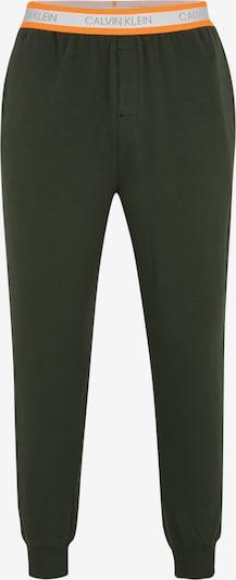 Calvin Klein Underwear Pyžamové kalhoty 'JOGGER' - tmavě zelená, Produkt