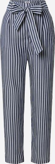 Tommy Jeans Broek 'TJW FLUID BOW DETAIL PANT' in de kleur Navy / Wit, Productweergave