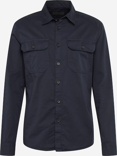 DRYKORN Hemd in dunkelblau, Produktansicht