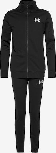 UNDER ARMOUR Trainingsanzug in schwarz, Produktansicht