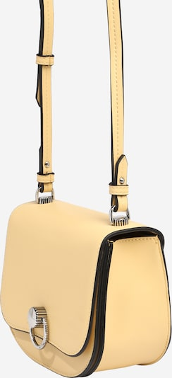 Seidenfelt Manufaktur Tasche 'Kalmar' in gelb, Produktansicht