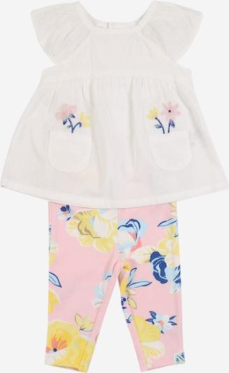 Carter's Set in elfenbein / rosa, Produktansicht