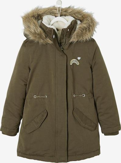 VERTBAUDET Wintermantel in khaki, Produktansicht