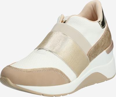MARIAMARE Sneakers laag 'PRINCE' in de kleur Goud / Wit, Productweergave