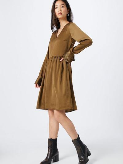 modström Kleid 'Foster' in oliv, Modelansicht