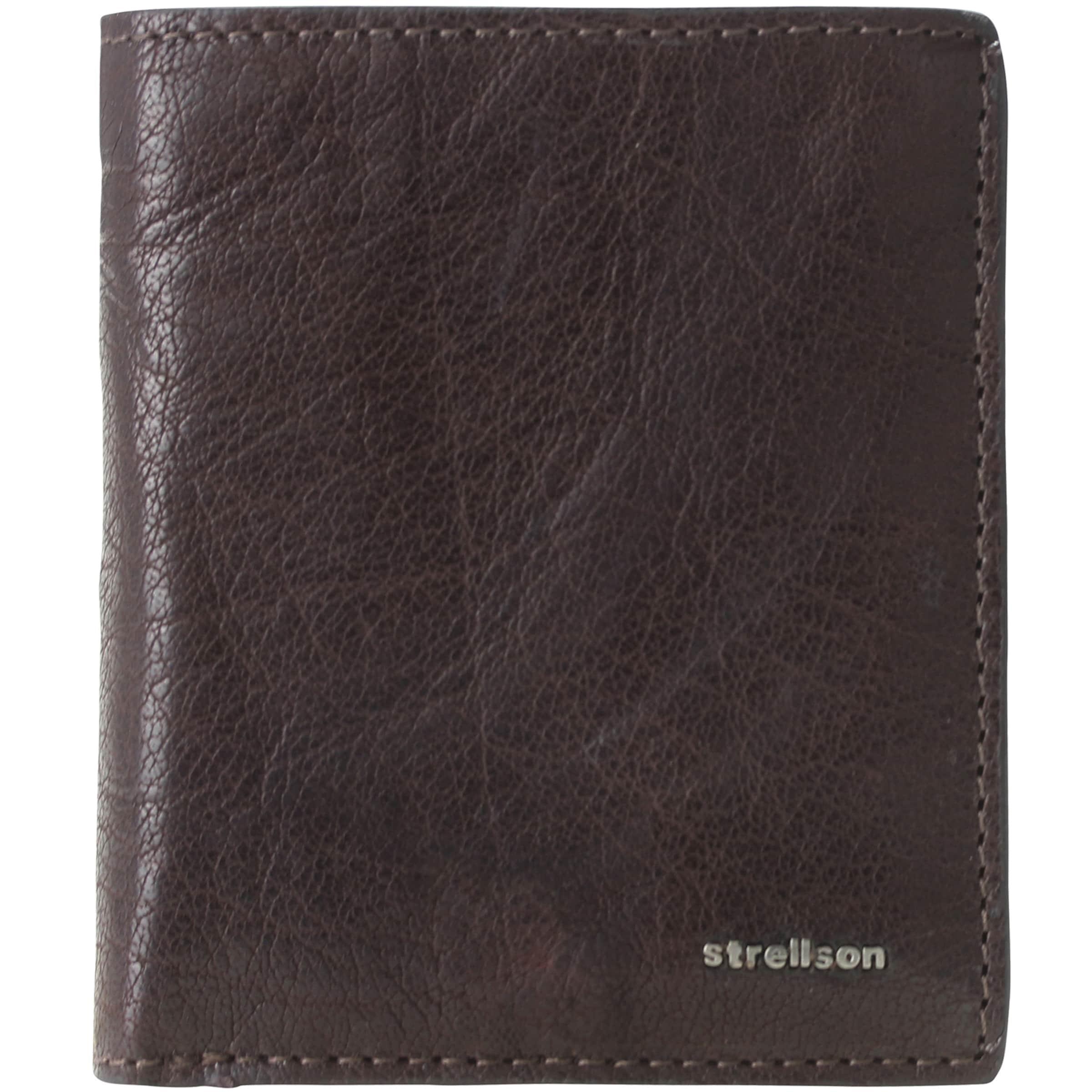 Bilder Günstiger Preis Visa-Zahlung Online STRELLSON Jefferson BillFold Q6 Geldbörse Leder 9 cm 05TeVJpLx