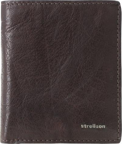 STRELLSON Jefferson BillFold Q6 Geldbörse Leder 9 cm in braun, Produktansicht