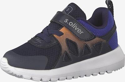 s.Oliver Junior Sneaker '5/5-33200-22' in navy, Produktansicht